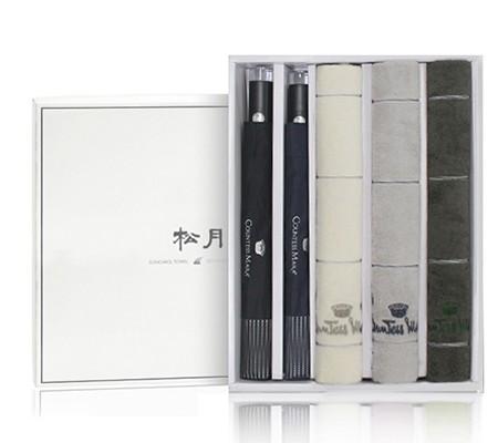 [UC5-00034]cm 2단 도트보더+cm 라인체크